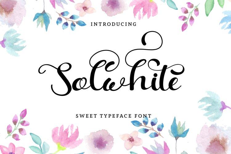 Solwhite example image 1