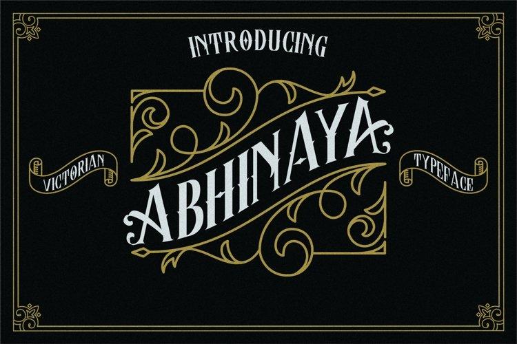 Abhinaya - Victorian example image 1