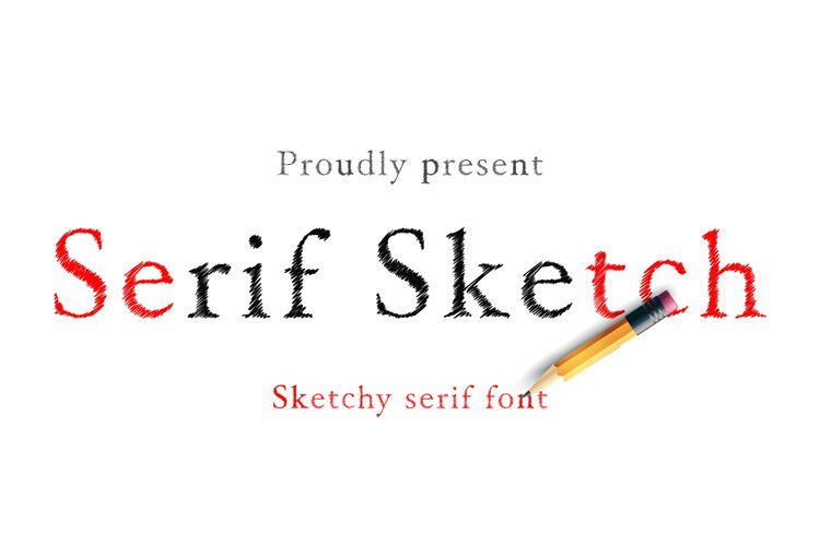 Serif Sketch example image 1
