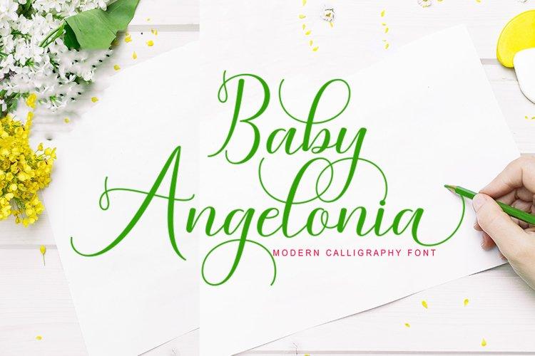 Baby Angelonia example image 1