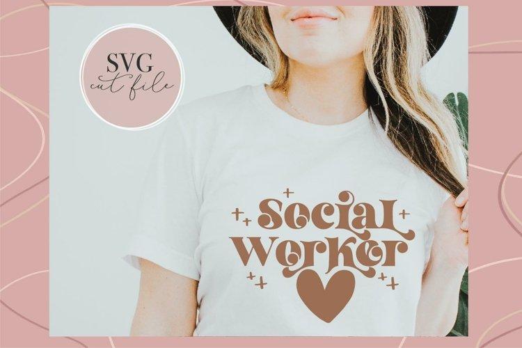 Social Worker svg, Social work svg, Social Worker gift,