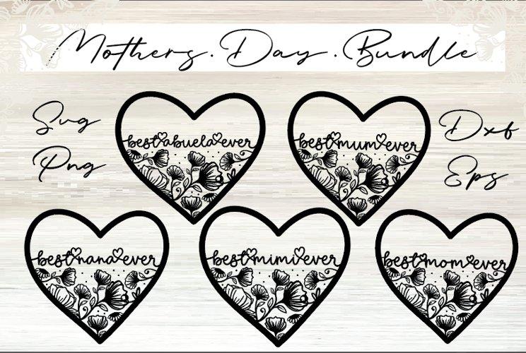 Mothers day svg|Best Mom Ever Svg Bundle|Mothers Day Bundle