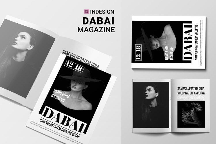 Dabai | Magazine example image 1