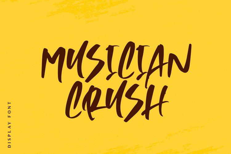 Musician Crush example image 1