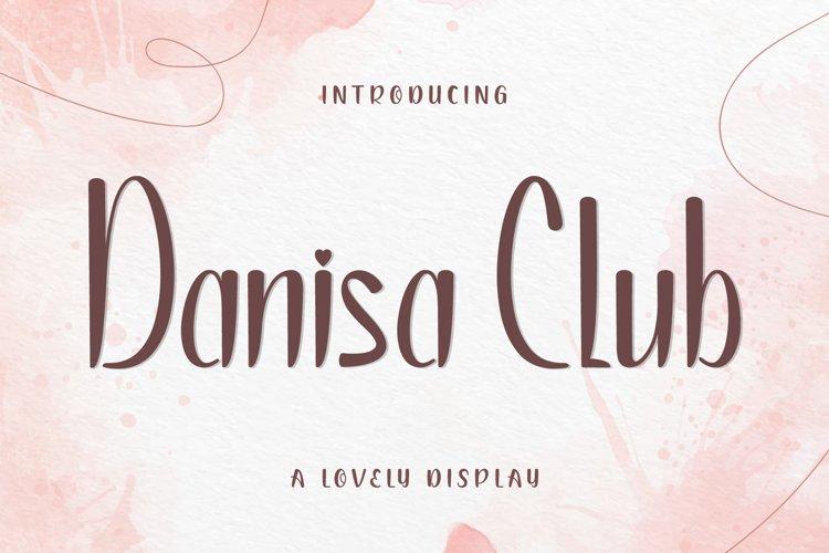 Danisa Club example image 1