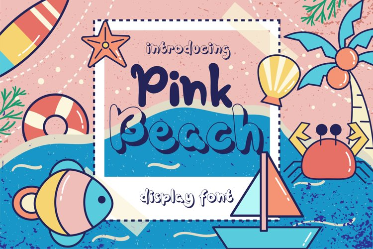 Pink Beach example image 1