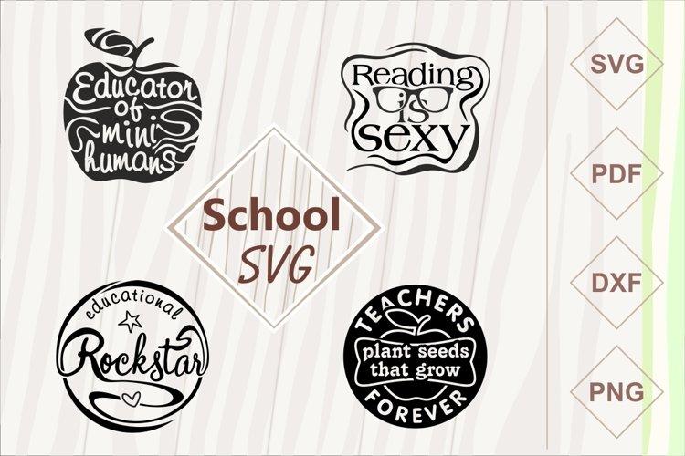 School SVG bundle example image 1