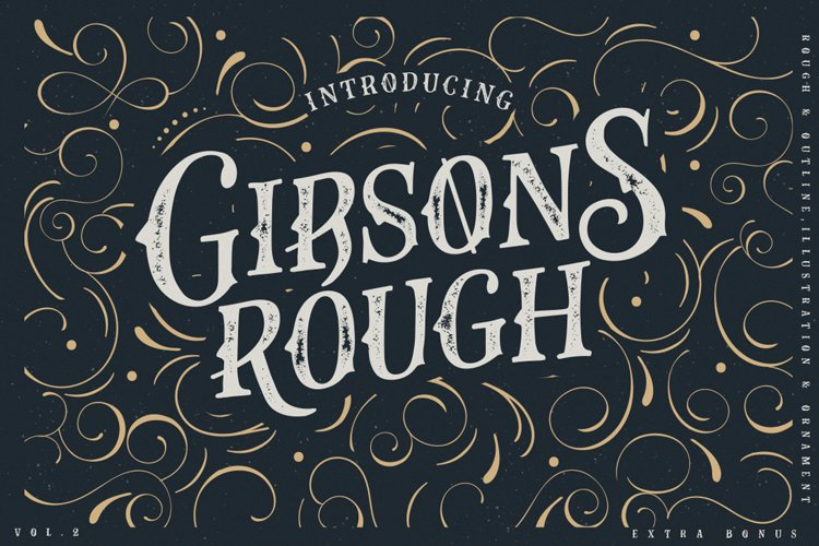 Gibson Co. Vol. 2 Rough example image 1