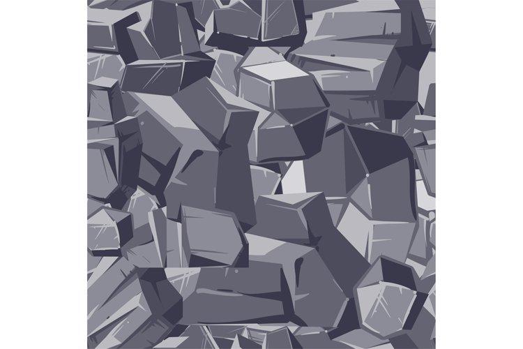 Stone gray seamless texture example image 1