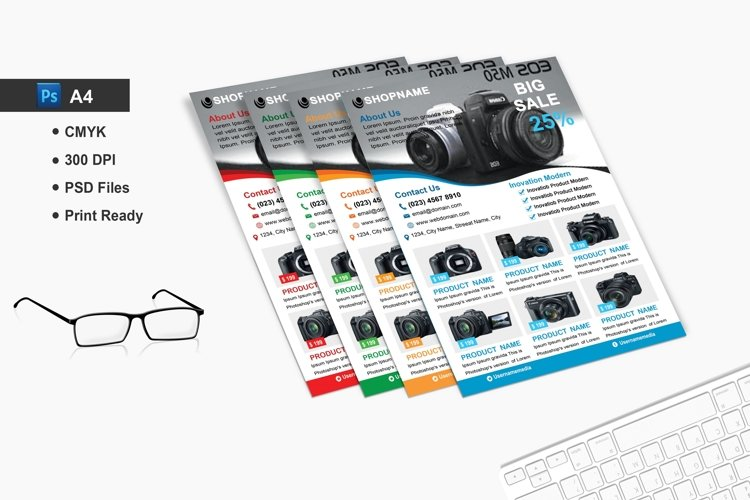 Flyer - Product Promotion