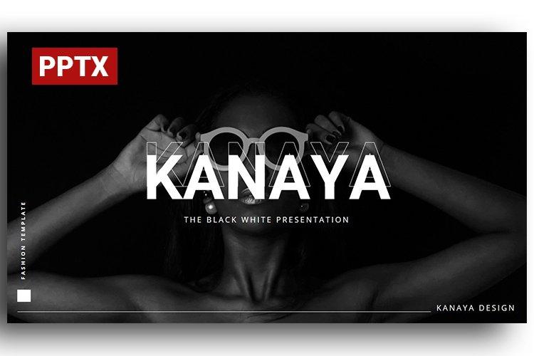 Kanaya Powerpoint Template