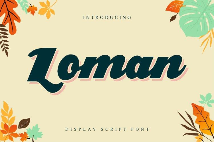 Loman example image 1