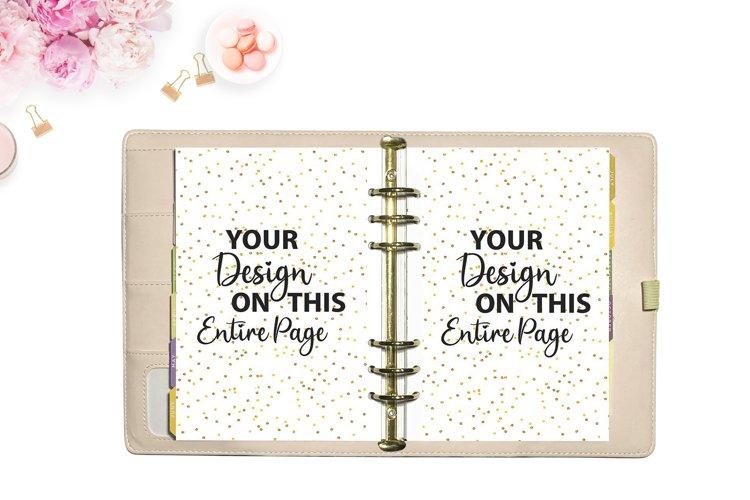 Baby Pink Planner Mockup, Journal Mockup, MockUp, Mock Up