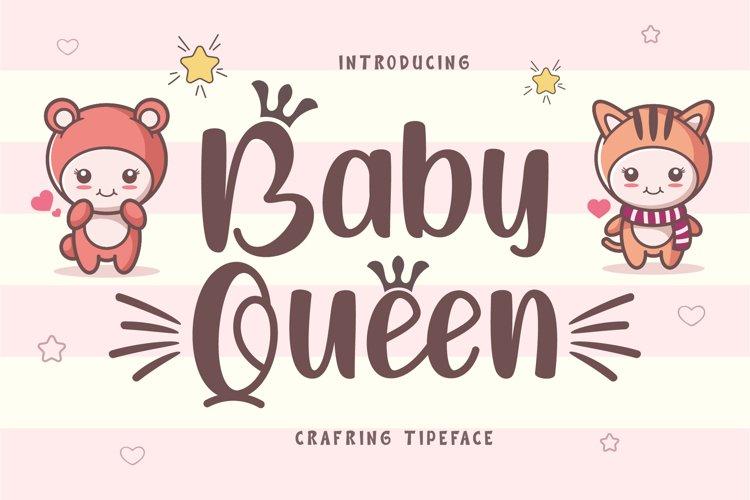 Baby Queen example image 1