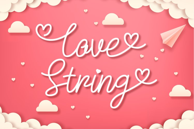 Love String example image 1