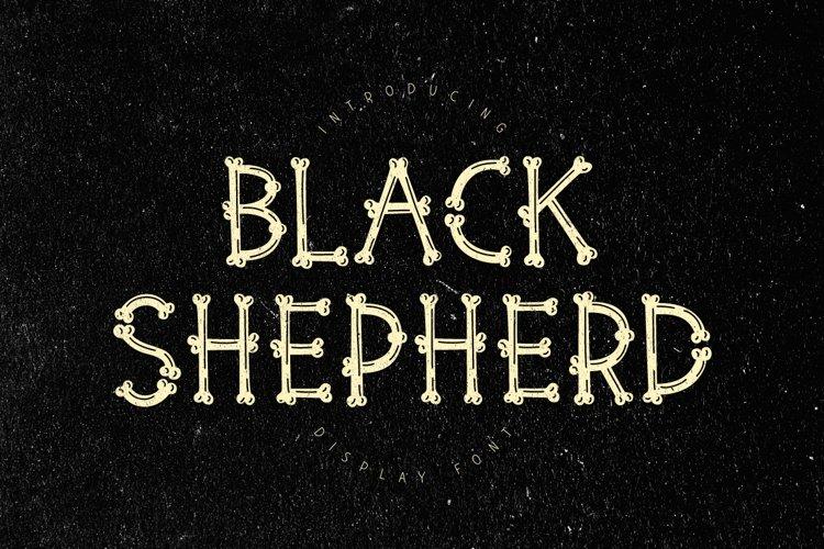 Black Shepherd example image 1