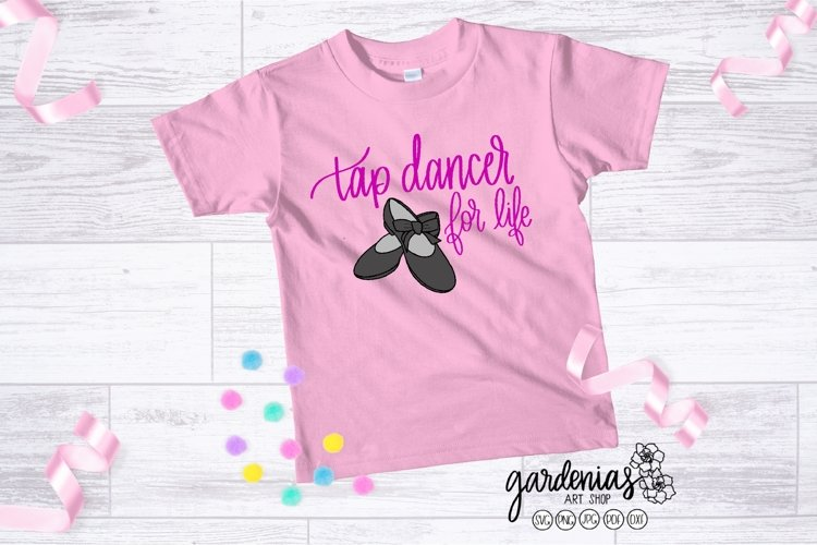 Tap Dancer For Life Svg Tap Shoes Cut File Clogging Shoe 296482 Svgs Design Bundles