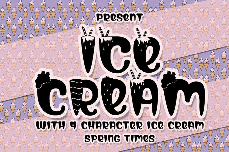 Ice Cream example image 1