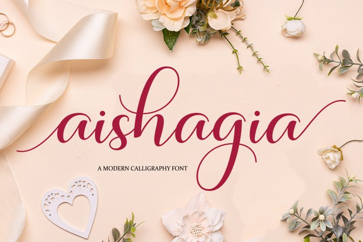 Aishagia Script example image 1