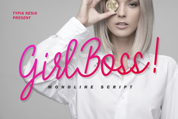 Girl Boss example image 1