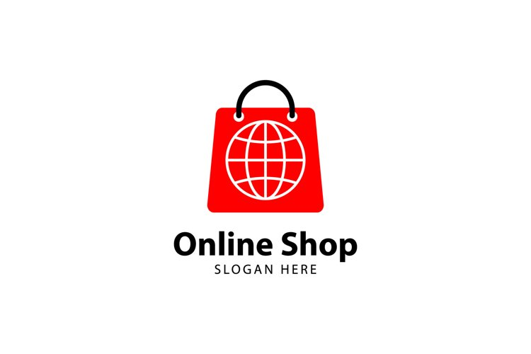 Online Shop Logo example image 1