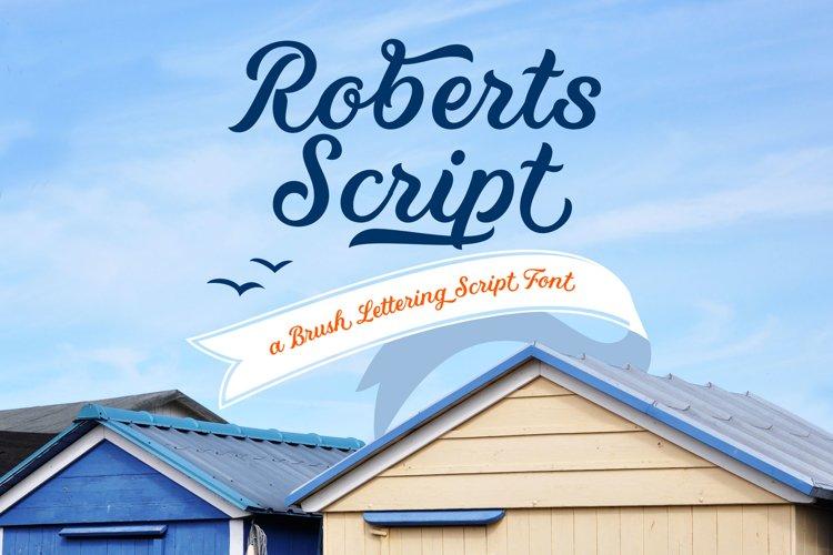 Roberts Script