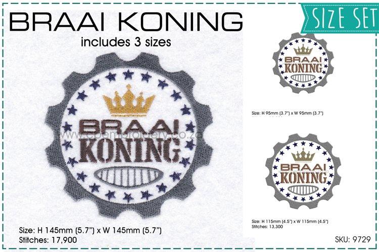 Braai Koning