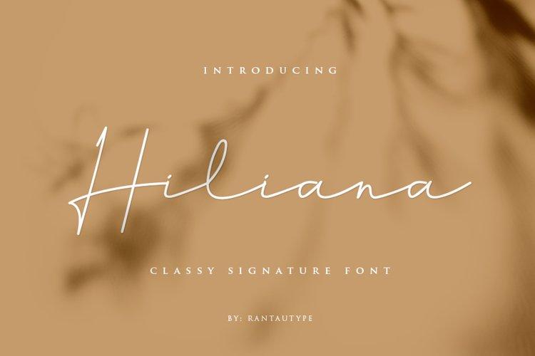 Hiliana example image 1