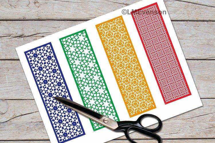 Bookmark, Printable Bookmark Set, Crayon Box Bookmarks