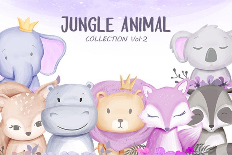 Jungle Animal Vol.2 example image 1