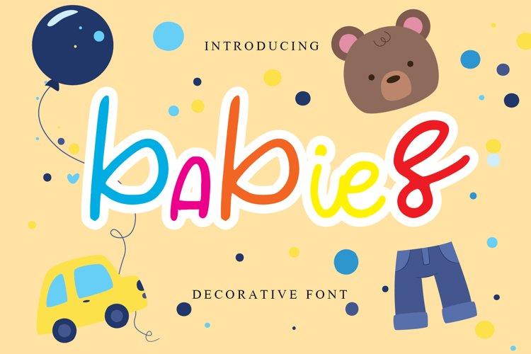 babies example image 1