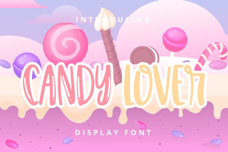 Candy Lover example image 1