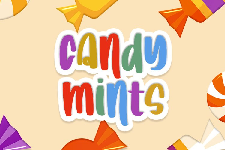 Candy Mints example image 1