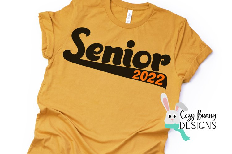 Senior 2022 - School SVG example image 1