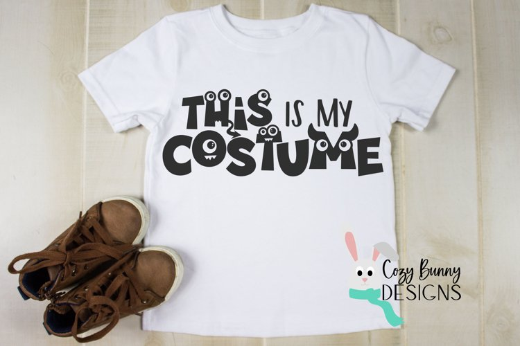 This is my Costume SVG - Halloween SVG example image 1