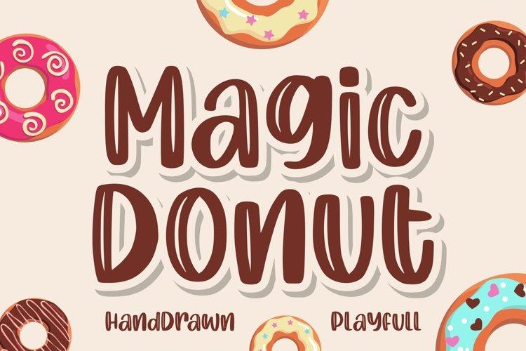Magic Donut example image 1