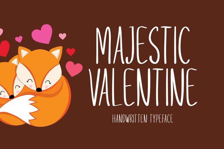 Majestic Valentine example image 1