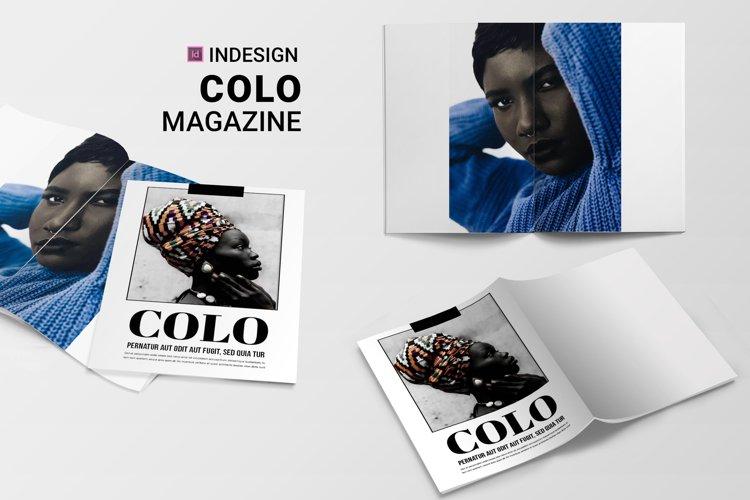 Colo | Magazine example image 1