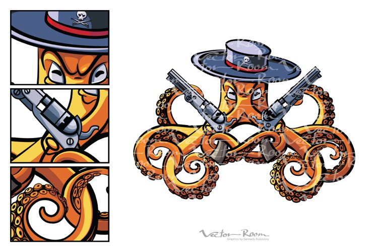 Octopus the Bandit example image 1