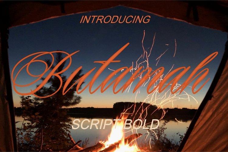 Butamah example image 1