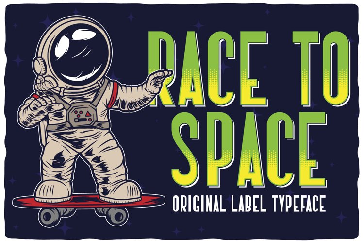 Race To Space example image 1