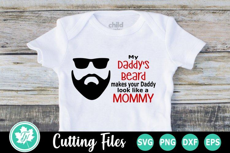 Fathers Day SVG | Dad SVG | Beard SVG