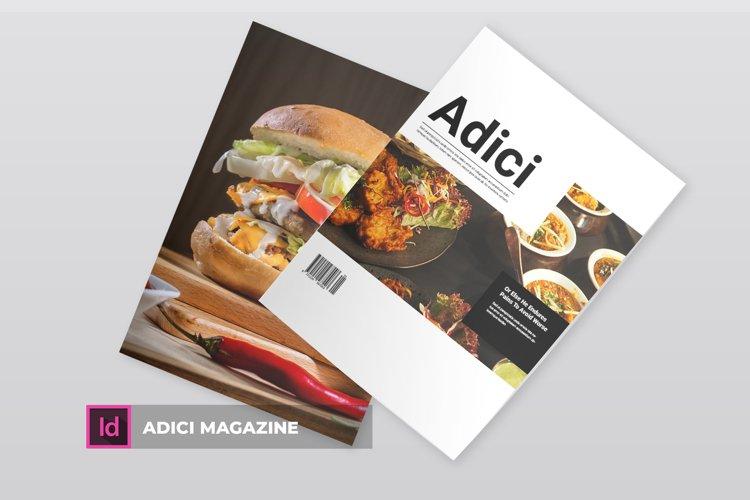 adici | Magazine example image 1