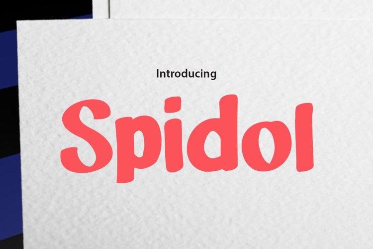 Spidol example image 1