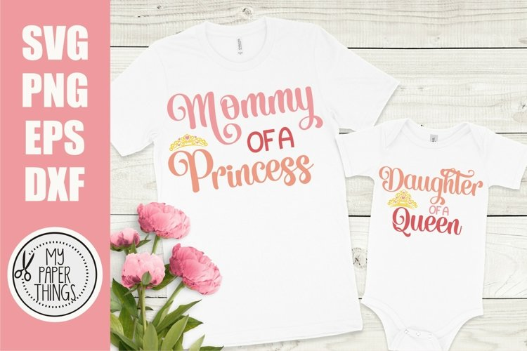 Mommy and me svg Bundle | Mama and mini svg Bundle - Free Design of The Week Design3