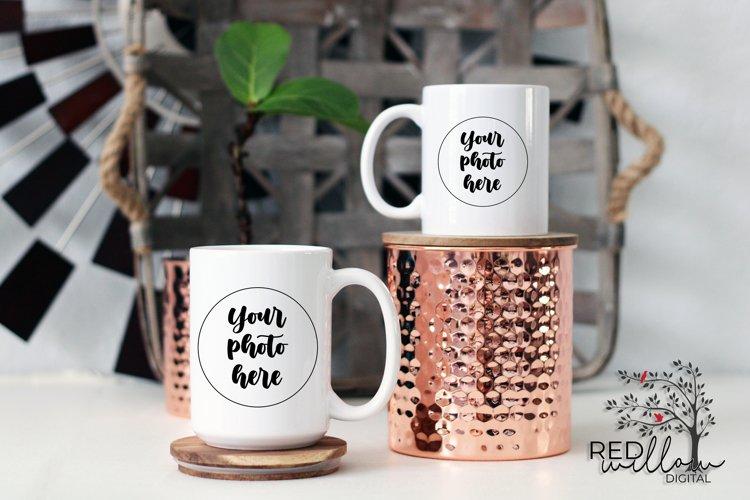 Coffee Mug Mockup, Multi-size Mug Mockup