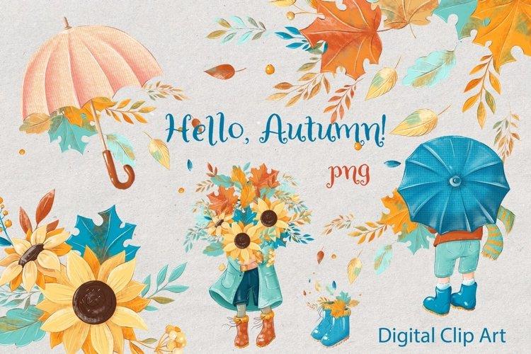 Hello, Autumn! example image 1
