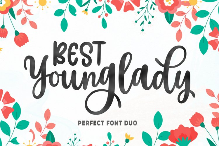 Best Younglady Duo