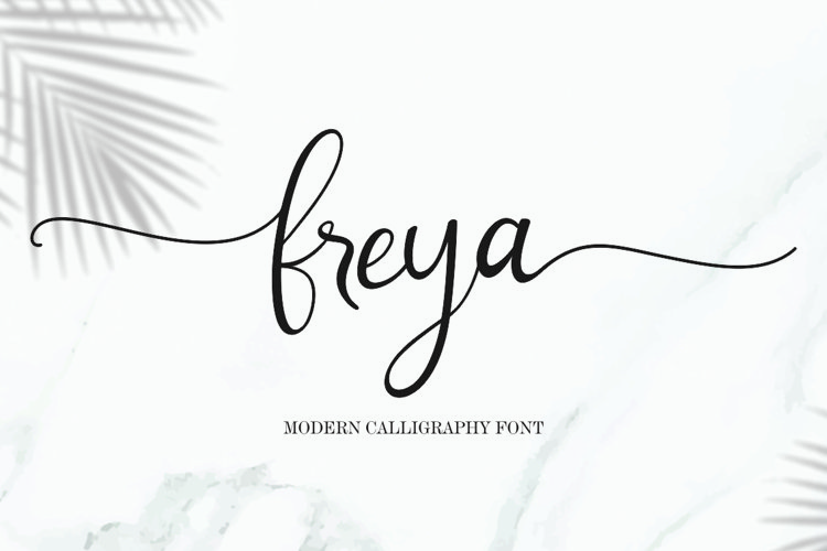 Freya example image 1