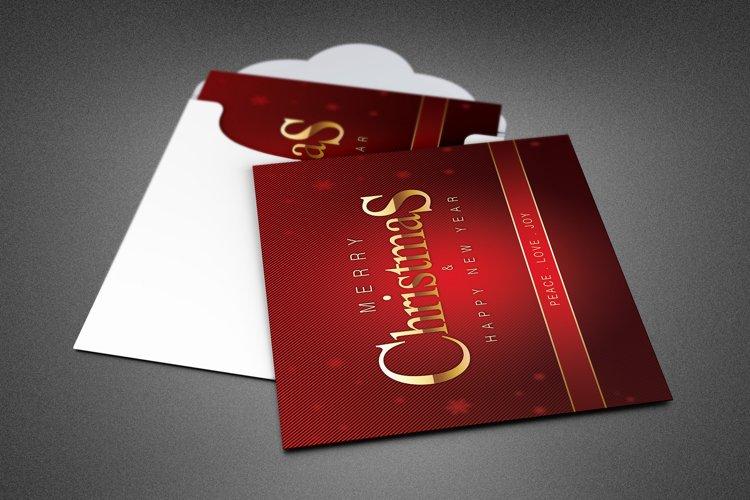 Family Christmas Greeting Card example image 1